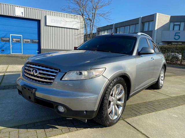 Infiniti FX 35 *AIRCO/LETHER/AUTOMATIC/AMERICAN CAR*2004