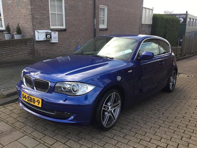 BMW 1-serie 118i EffDyn. Ed. Business Line Ultimate Edition