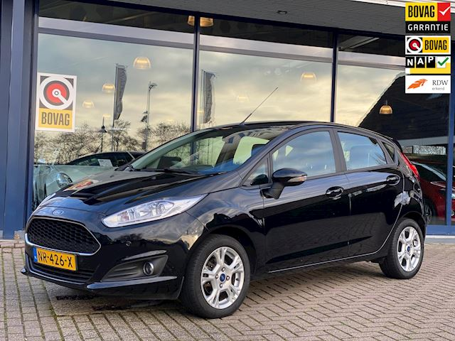 Ford Fiesta 1.0 Style Ultimate 1e Eig. Clima Cruise Navi Parksens NL-Auto NAP! Incl BTW