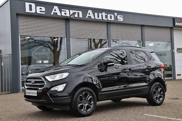 Ford EcoSport 1.0 EcoBoost Navi Cruise