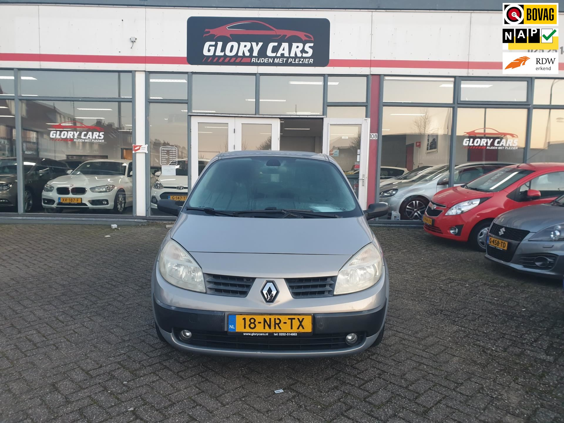 Renault Scénic occasion - Glory Cars
