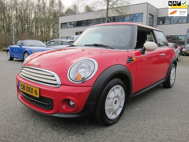 Mini Mini 1.6 One MINIMALIST Business Line NAVI CRUISE DEALERONDERHOUDEN 1eigenaar!!