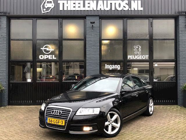 Audi A6 2.0 TFSI S edition ,S-Line, Face-Lift Model