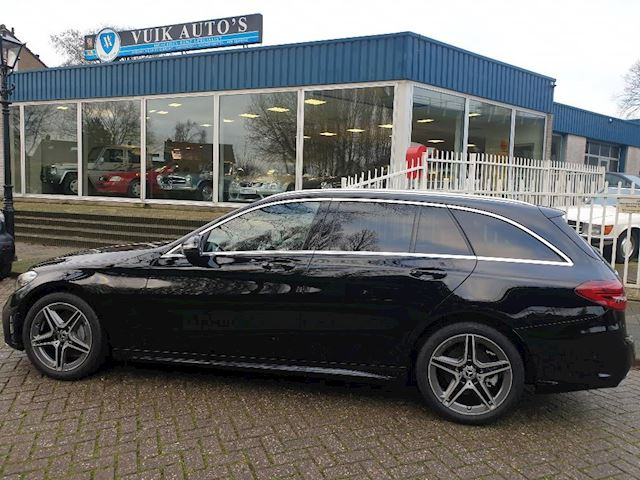 Mercedes-Benz C-klasse Estate 200 d Business Solution AMG