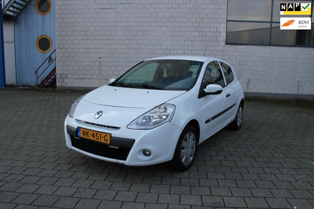 Renault Clio occasion - Autoservice Ozkar