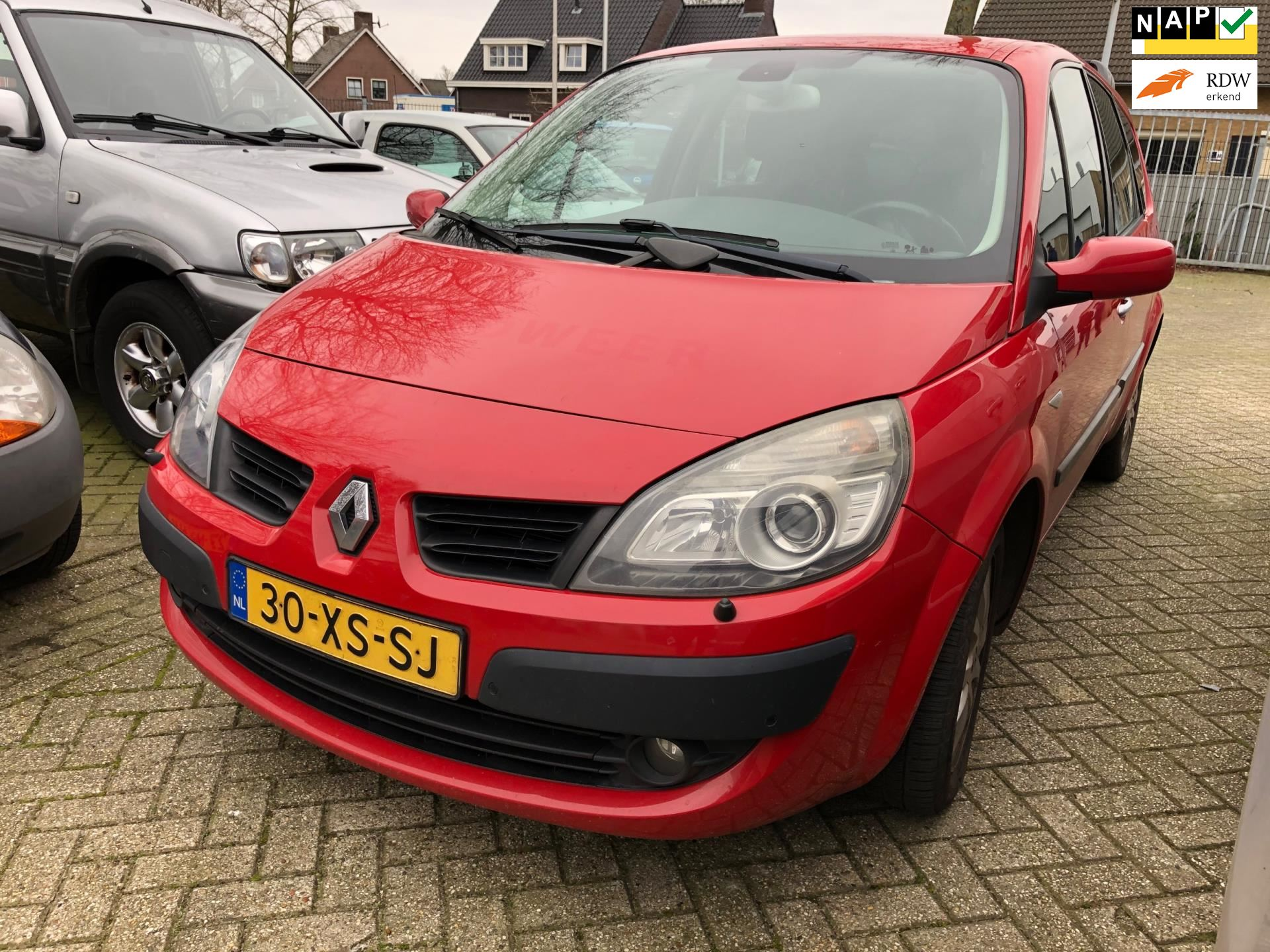 Renault Grand Scénic occasion - ABV Holland