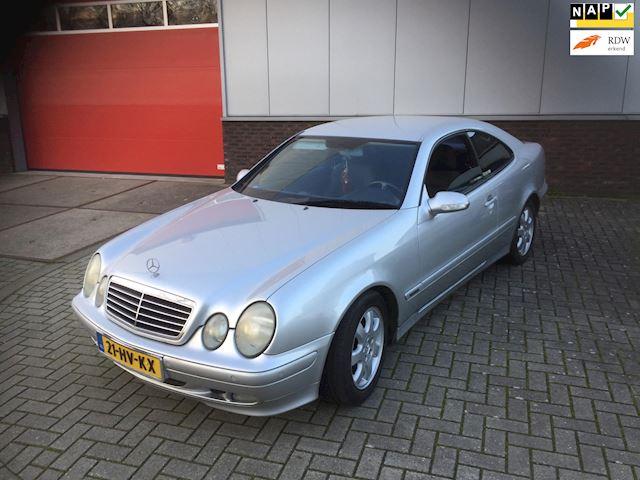 Mercedes-Benz CLK-klasse Coupé 200 K. Avantgarde