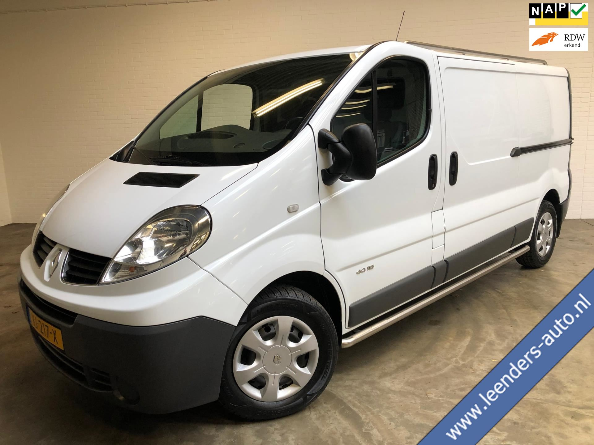 Renault Trafic occasion - R. Leenders Auto's