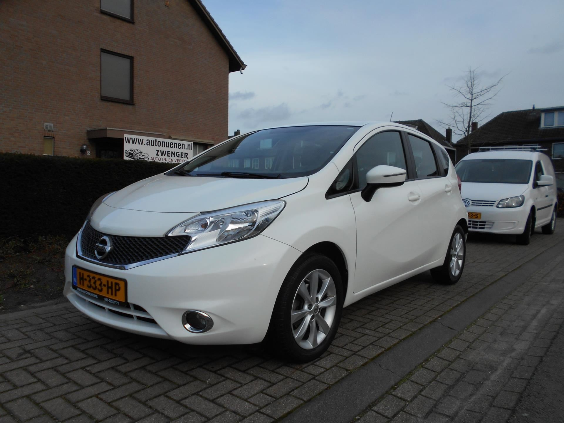 Nissan Note occasion - Zwenger Auto's