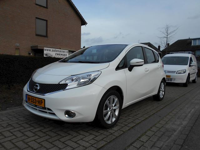 Nissan Note 1.2 DIG-S,AUTOMAAT,AIRCO,CRUISECONTROL