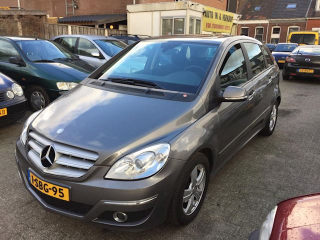 Mercedes-Benz B-klasse 200 CDI Business Class