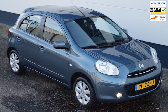 Nissan Micra 1.2 Connect Edition Automaat Navi Airco PDC !!