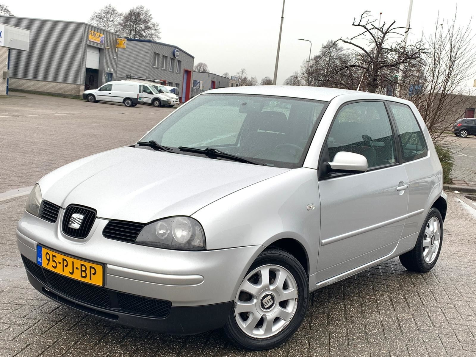 Seat Arosa occasion - A tot Z Auto's