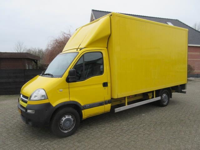 Opel Movano occasion - Wisselink Auto's