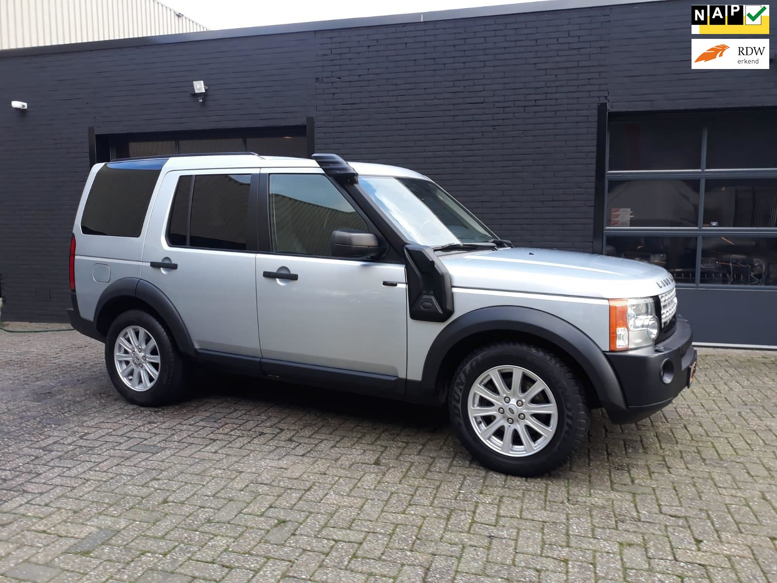 Land Rover Discovery occasion - autoplaceede