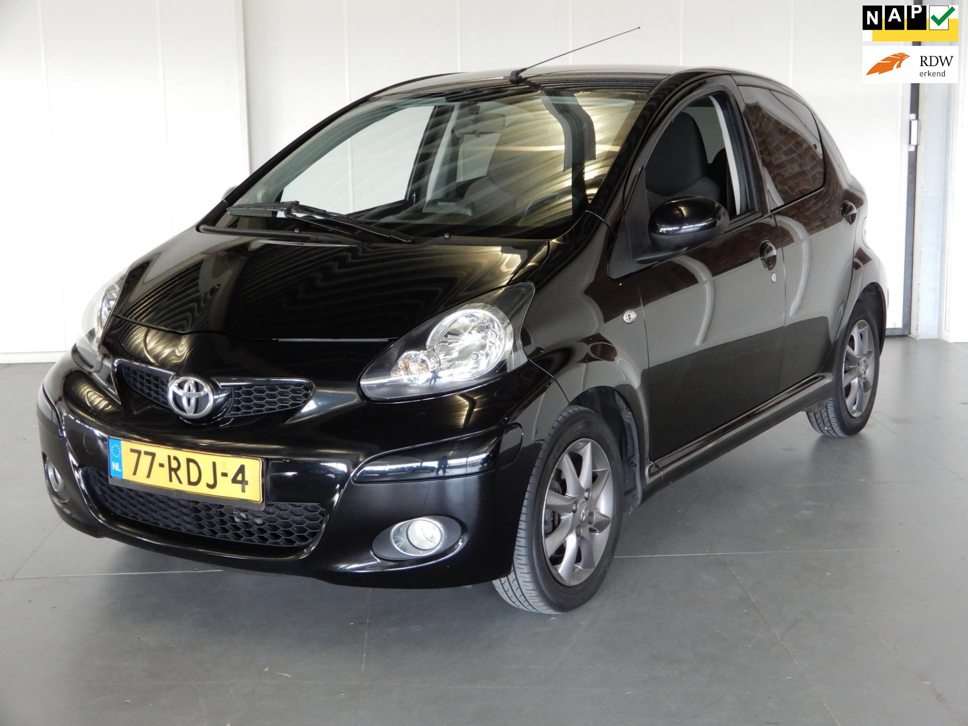 Toyota Aygo occasion - Autohuis Oosterhout