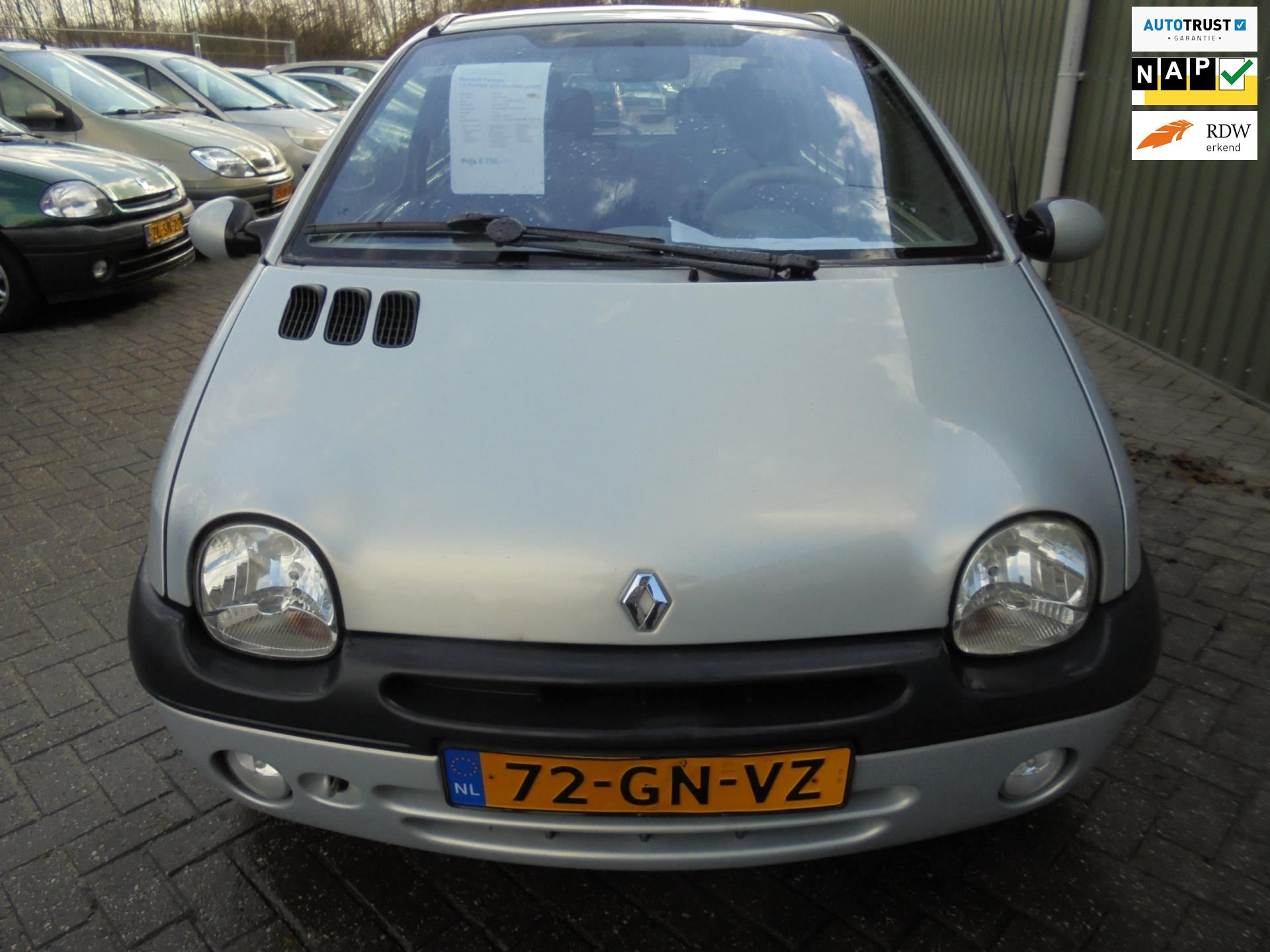 Renault Twingo occasion - Buhne Auto's