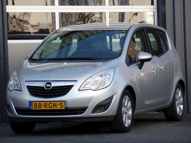 Opel Meriva 1.4 Turbo Edition Climatecontrol Cruisecontrol Trekhaak Dealer onderhouden
