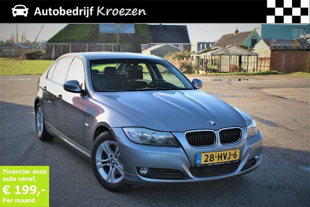 BMW 3-serie 316i * Org NL Auto * Lage km stand *