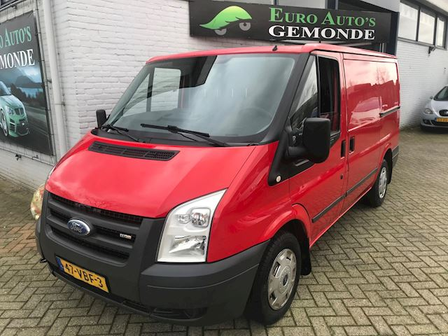 Ford Transit 260S 2.2 TDCI SHD YOUNGTIMER 2 schuifdeuren marge auto
