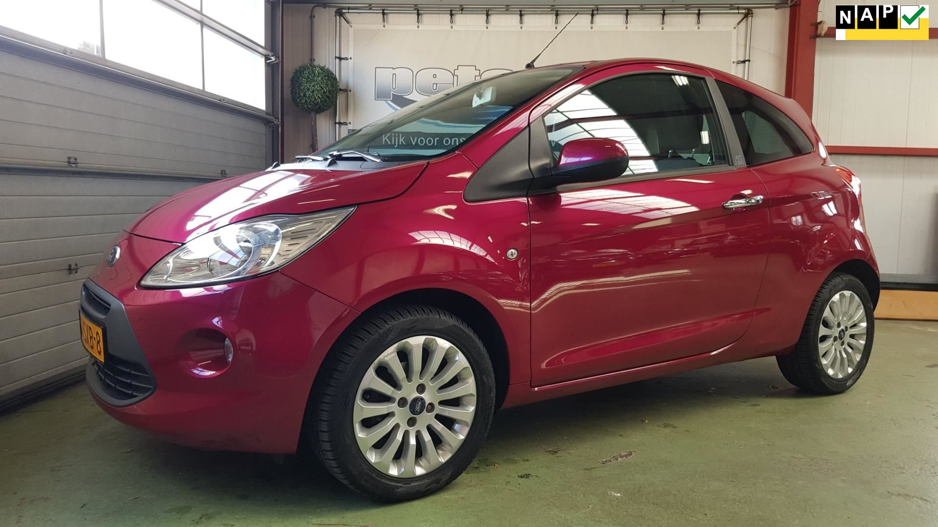 Ford Ka occasion - Peters Auto's