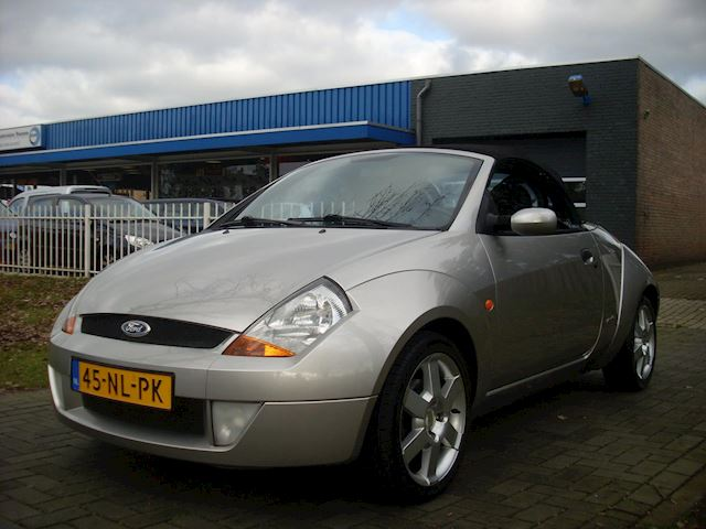 Ford Streetka occasion - Verhoeven Cars