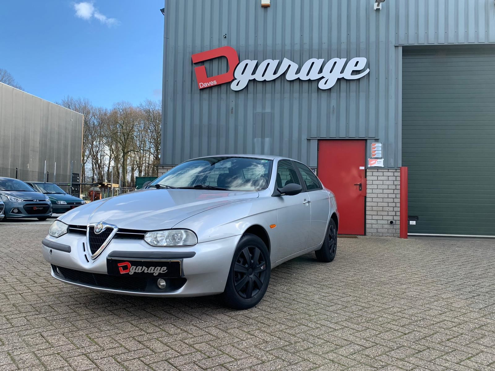 Alfa Romeo 156 occasion - Dave's Garage