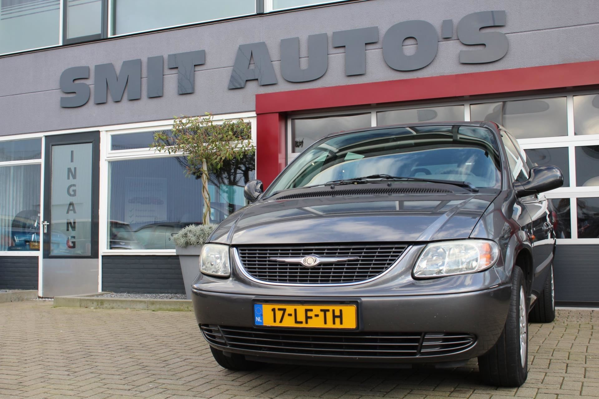 Chrysler Grand Voyager occasion - Smit Auto's