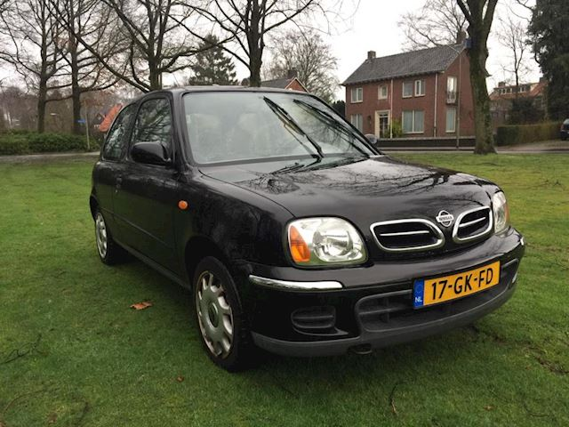 Nissan Micra occasion - Trendy Cars