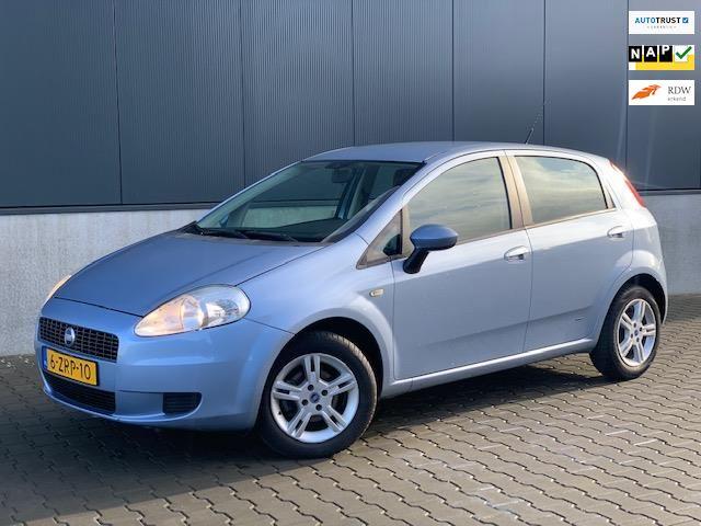 Fiat Grande Punto occasion - Van Den Eijnden Auto's