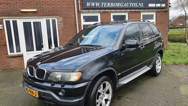 BMW X5 3.0d Executive Motorschade !!!!!!!!!!!!