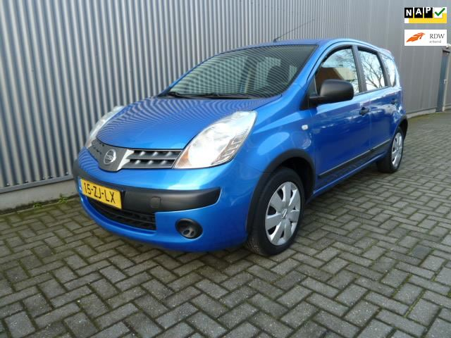Nissan Note occasion - Auto040