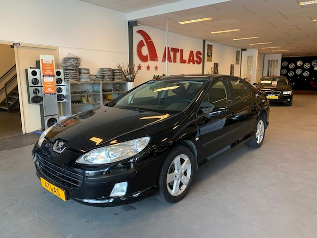 Peugeot 407 1.8-16V ST Pack Business