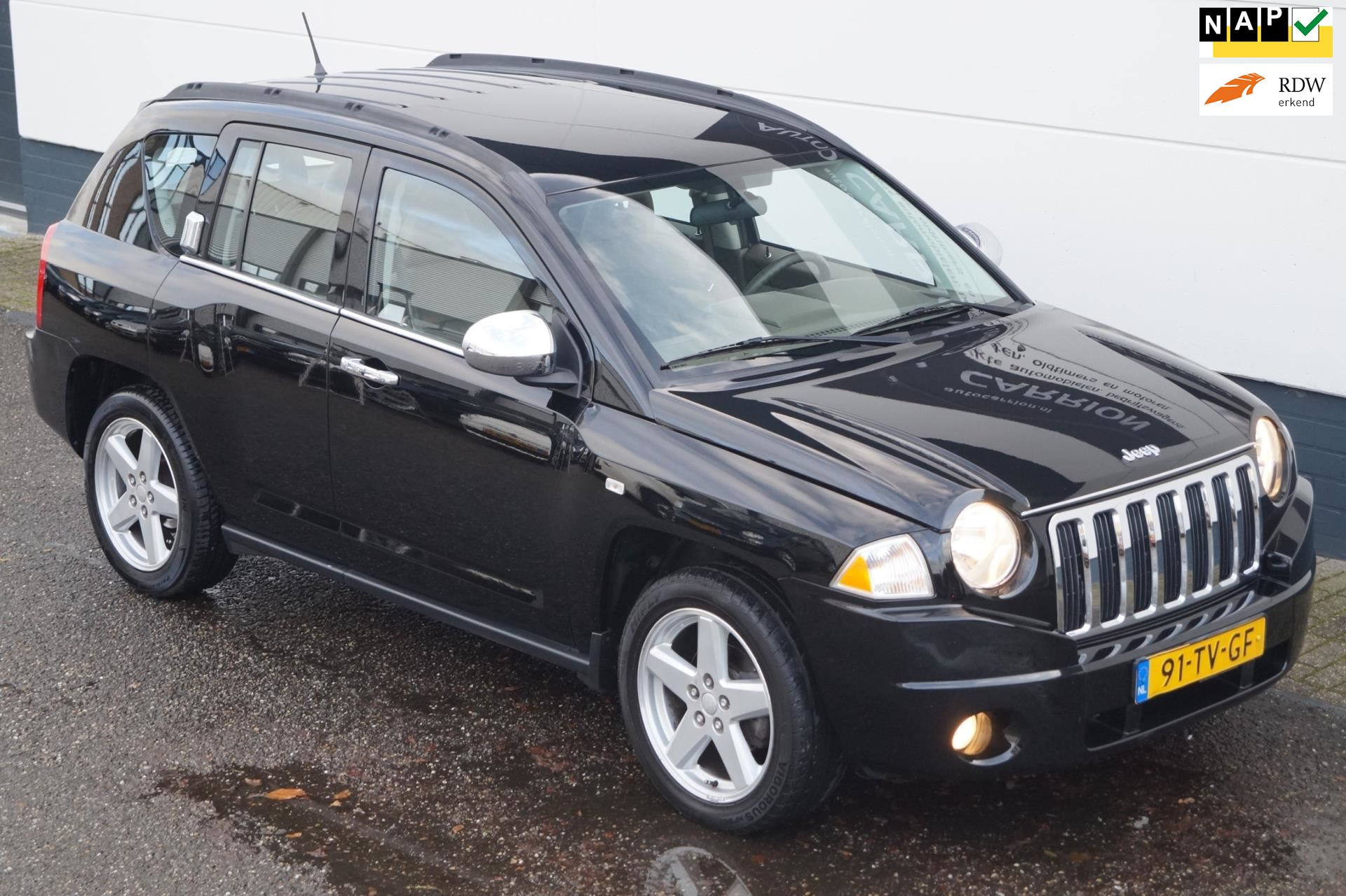Jeep Compass occasion - CARRION
