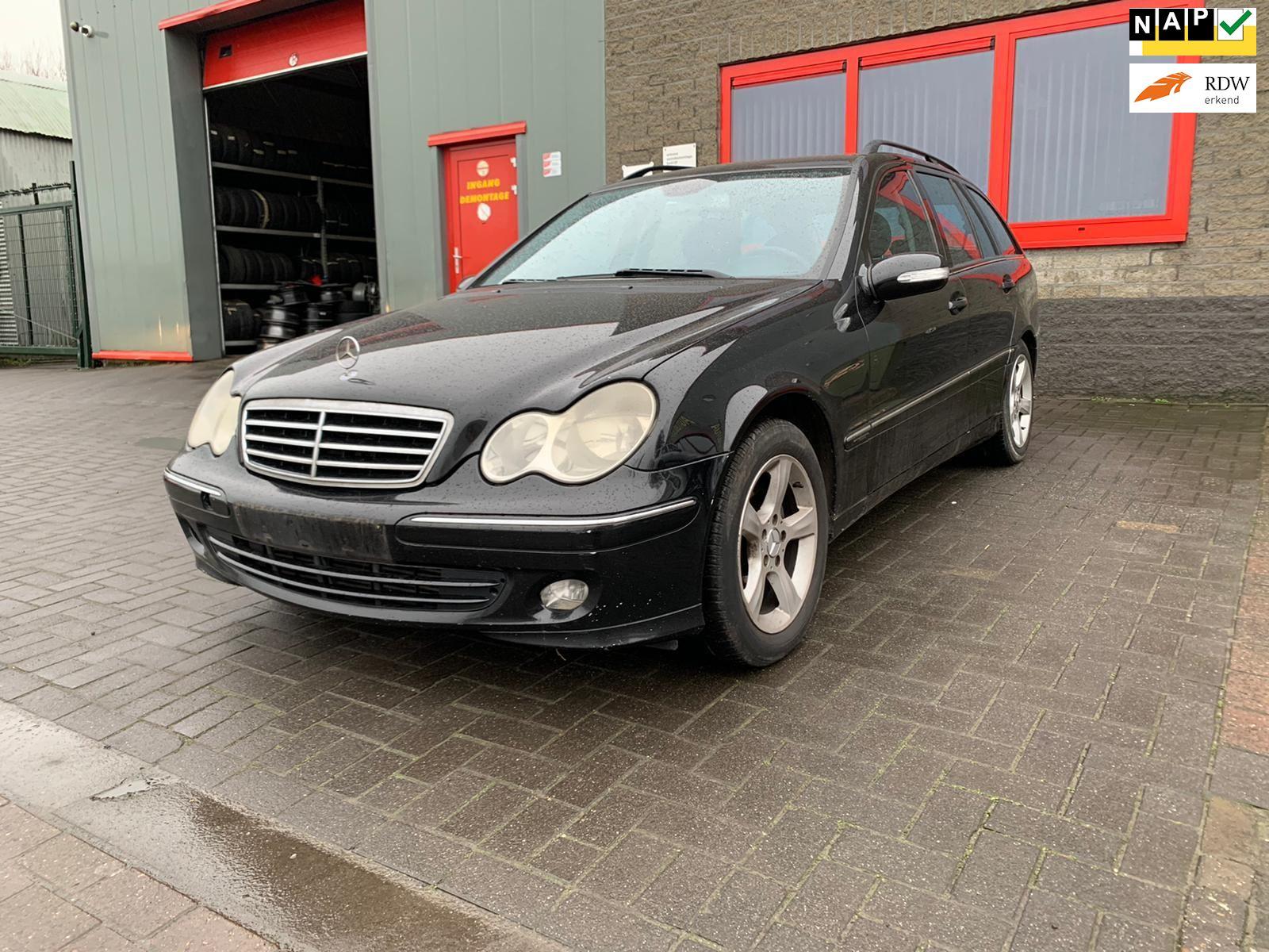 Mercedes-Benz C-klasse Combi occasion - Autobedrijf Tommie Weber & zn.