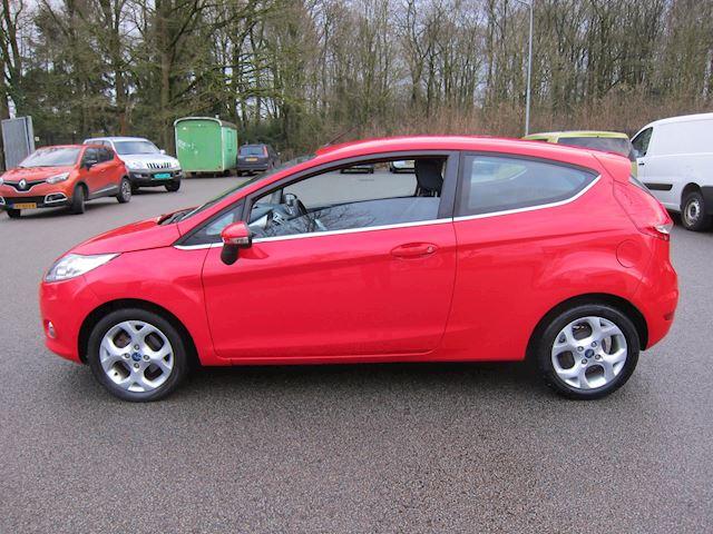 Ford Fiesta 1.25 Titanium 72990 KM NAP ORG. NL APK 03-2021!!!