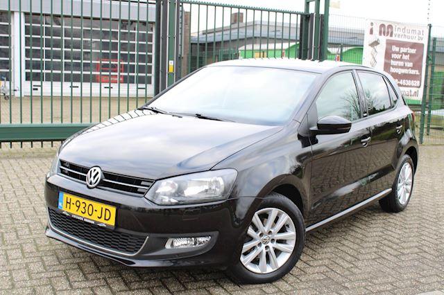 Volkswagen Polo 1.2-12V Comfortline STYLE l 5-DEURS l CLIMA