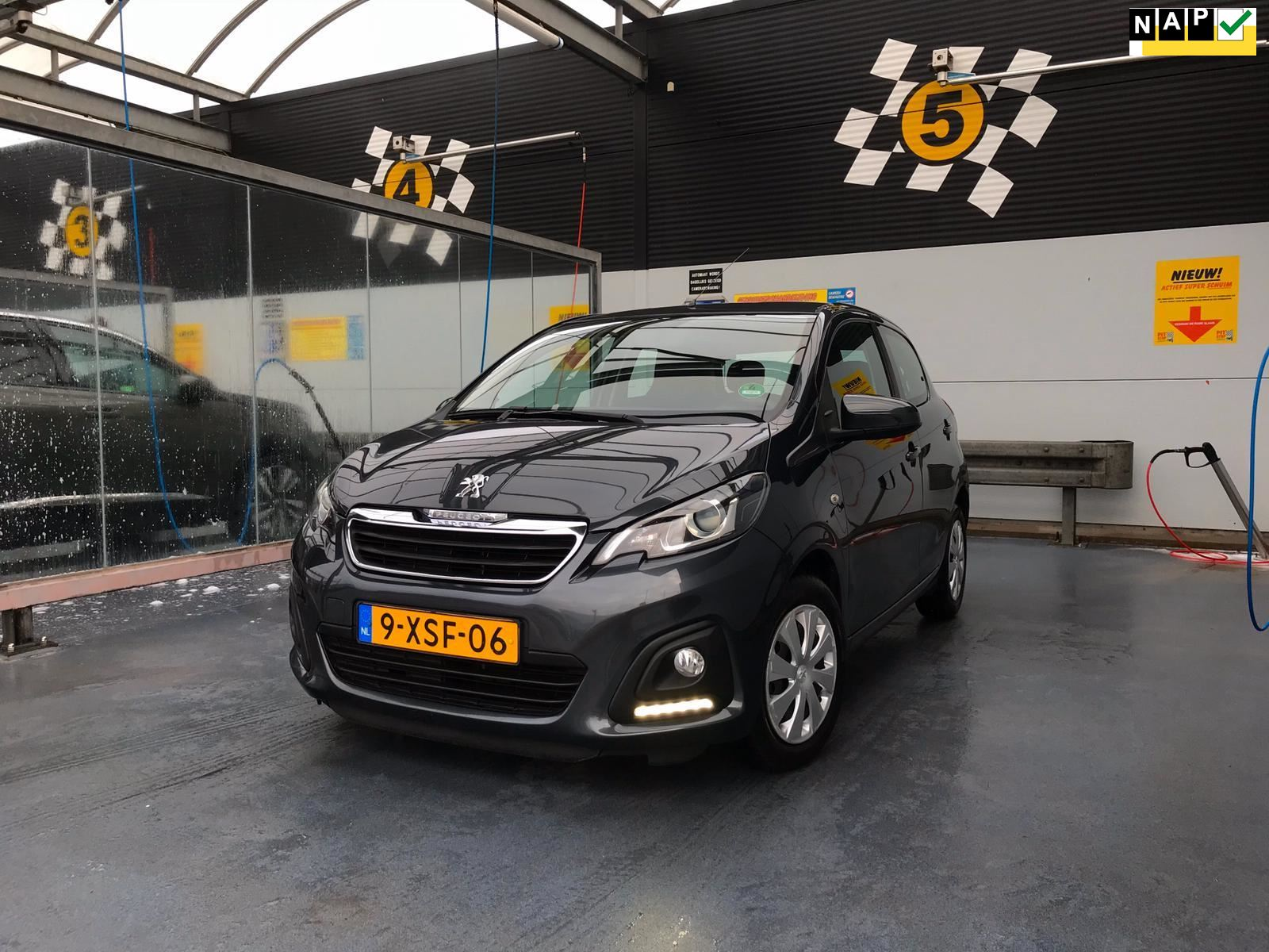 Peugeot 108 occasion - Pitstop Car Trading