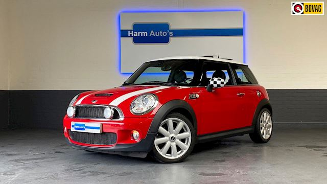Mini Mini occasion - Harm Auto's