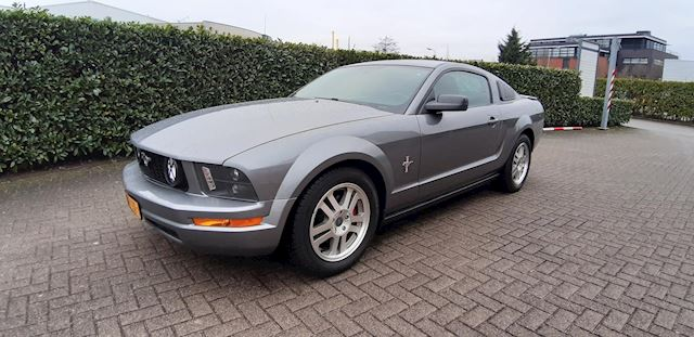 Ford USA Mustang 4.0 V6 Coupe Shelby GT500-look 80000km NAP LED Airco Topstaat!!!