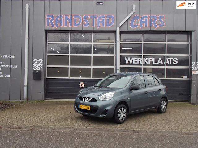 Nissan Micra occasion - Randstad Cars