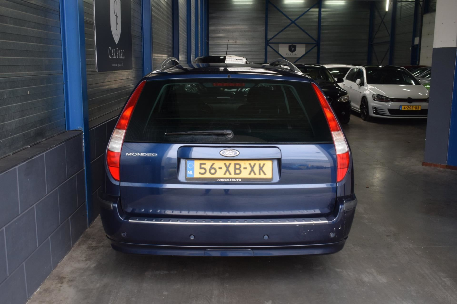 Ford Mondeo Wagon occasion - Car Parc