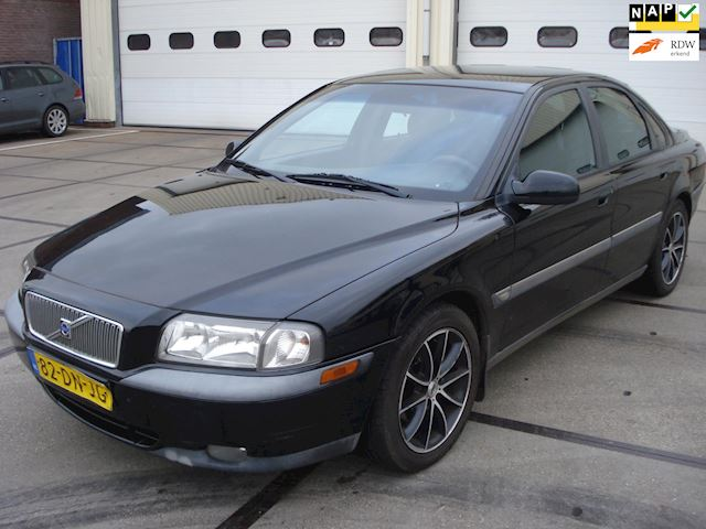 Volvo S80 2.4 Comfort rijd perfect