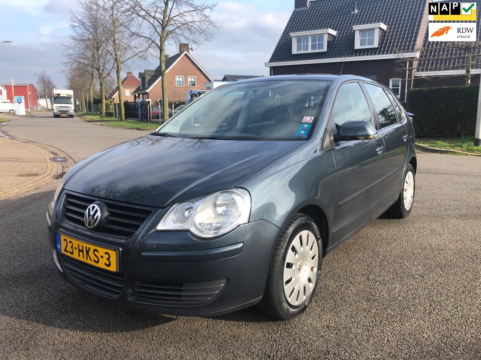 Volkswagen Polo occasion - ABV Holland