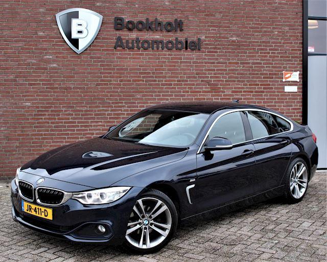 BMW 4-serie Gran Coupé 418i Sportline Centennial 165PK optioneel, Executive