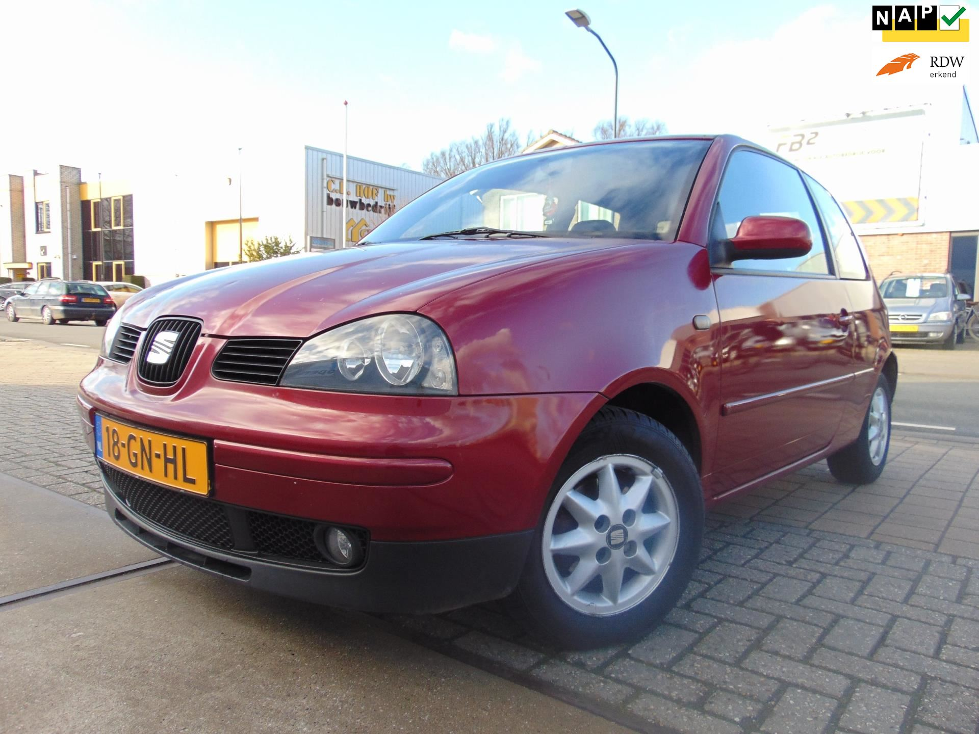 Seat Arosa occasion - FB2 Cars