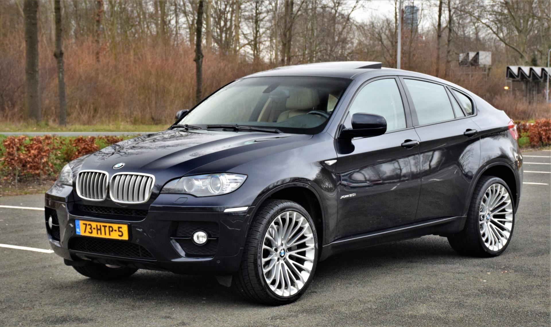 BMW X6 occasion - Used Car Store Almere