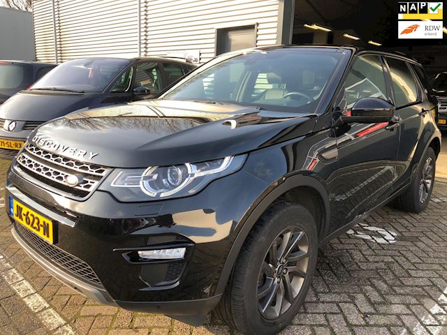 Land Rover Discovery Sport 2.0 TD4 Urban Series SE Dynamic Panoramadak leer navigatie pdc v+a clima cruise lm-velgen dealeronderhoud