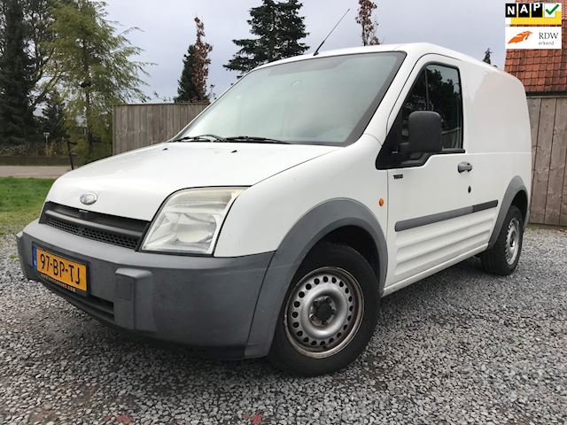 Ford Transit Connect T200S 1.8 TDdi , airco, NAP, APK, Nette auto, Marge