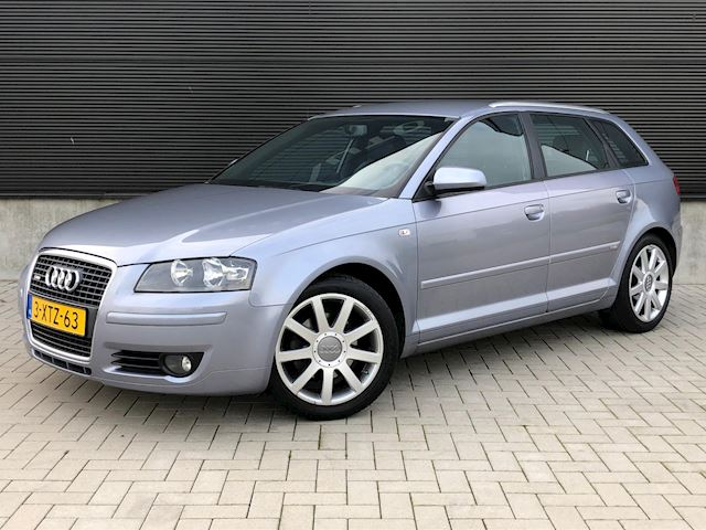 Audi A3 Sportback 1.6 75KW 5DRS *S-line* Clima PDC Cruise